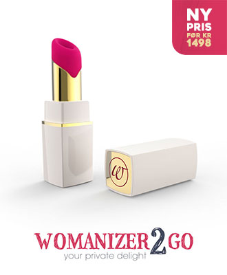 Womanizer 2GO Klitorisvibrator