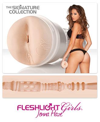 Fleshlight Girls - Jenna Haze Lust Signature Collection Fleshlight