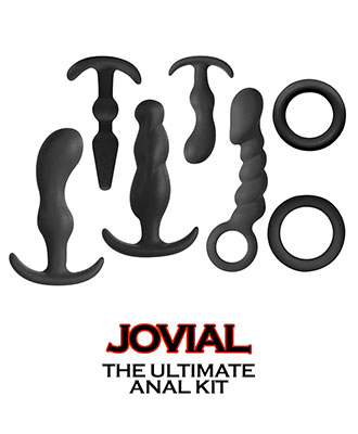 The Ultimate Anal Kit - Jovial Analsex