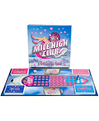 Mile High Club - The Game