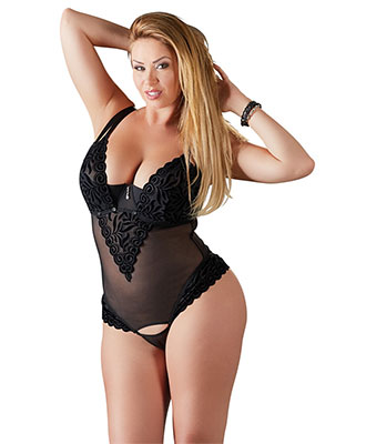 Strip Body - Cottelli Collection Plus Body