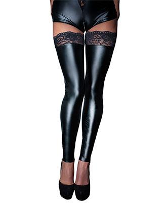 Noir Handmade Wetlook Leggings