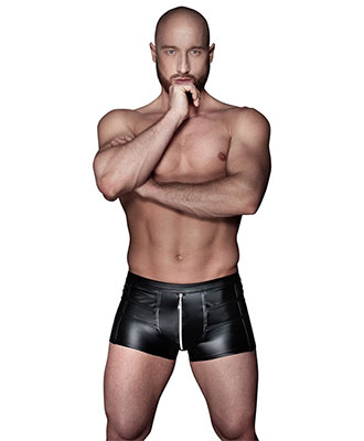 Noir Handmade Wetlook Boxer