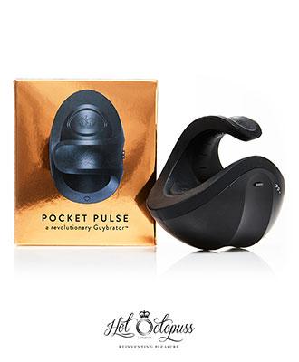 Hot Octopuss - Pocket Pulse Herrevibrator Herrevibrator