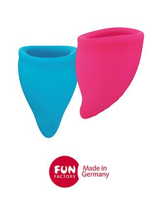 Menskopp Fun Cup Str. A (20 ml) Hygiene og rens