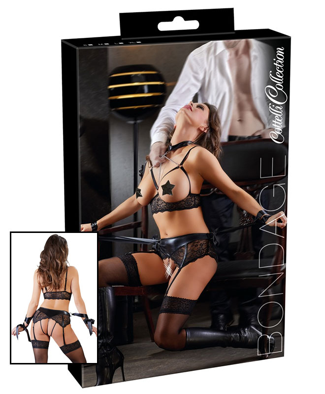 sexy undertøy for menn bondage set