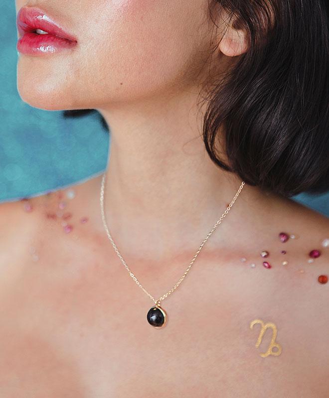 Steinbukken Gavesett - Bijoux Indiscrets Horoscope