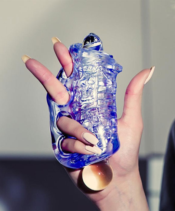 FleshSkins Grip - Blue Ice