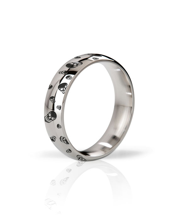 MyStim His Ringness Earl - Polished & Engraved