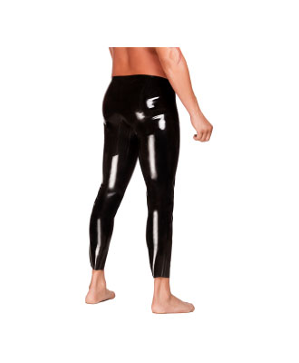 sexiga kostymer latex leggings