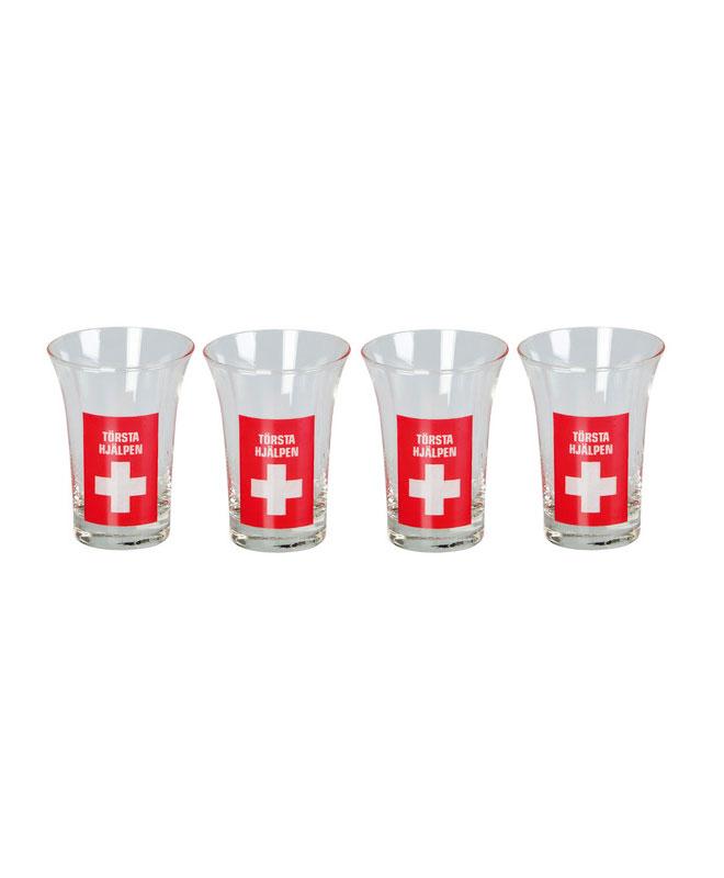 Shotglass Fest og utdrikningslag