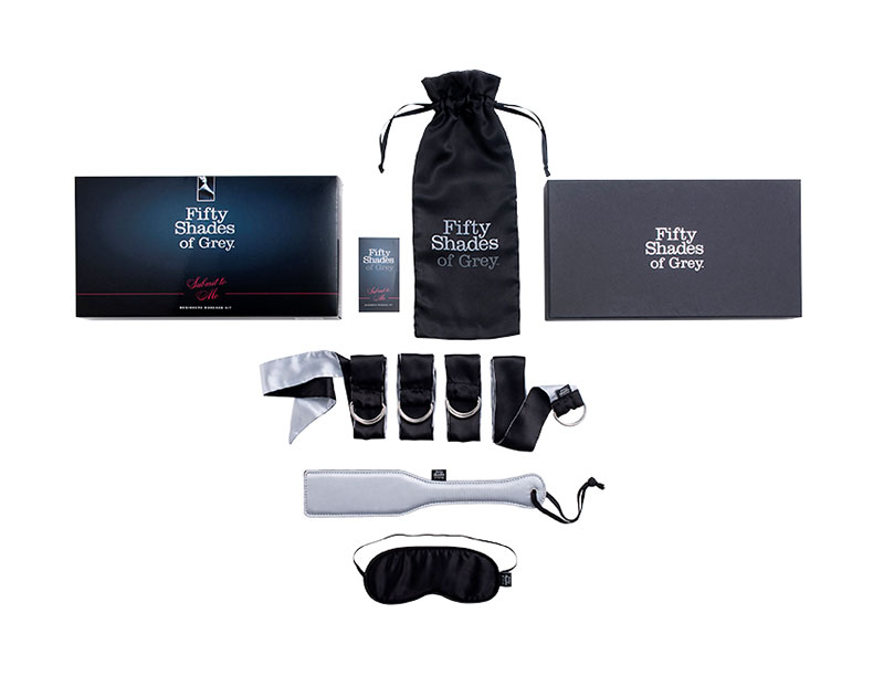 Fifty Shades of Grey - Submit to Me Beginners Kit