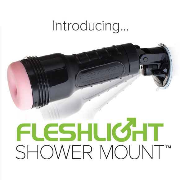 Fleshlight Shower Mount - Dusjmontering